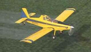 História da Aviação Agrícola