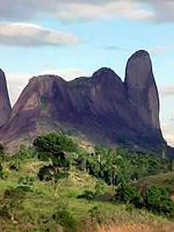 Parque Nacional dos Pontões Capixabas