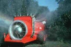 Pulverizador Turbo Atomizador