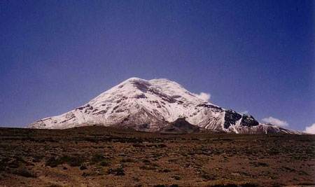 Vulcão Chimborazo