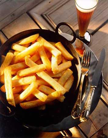Culinária Belga