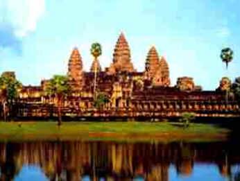 Turismo no Camboja