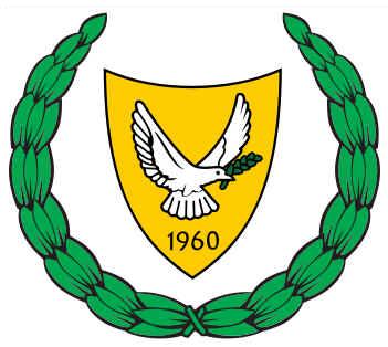 Brasão de Armas do Chipre