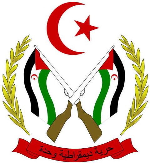 Brasão de armas do Saara Ocidental