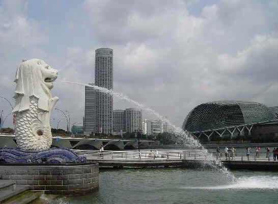 Locais Turísticos de Singapura