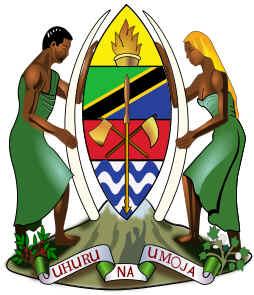 Brasão de Armas da Tanzânia