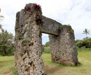Locais Turísticos de Tonga