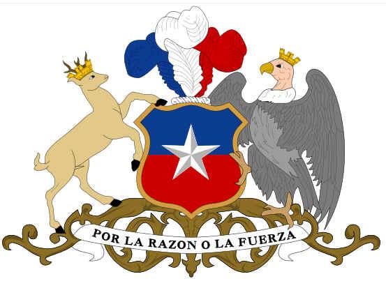 Brasão de Armas do Chile