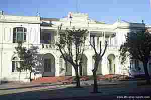 Edifício da Biblioteca Nacional de Moçambique