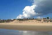 Praia do Tofo, Inhambane, Moçambique