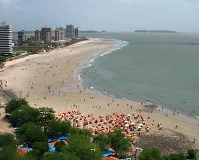 Praia Ponta D'areia