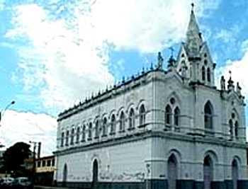 Igreja dos Nossa Senhora dos Rem�dios