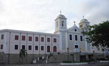 Igreja do Carmo e Pra�a Jo�o Lisboa