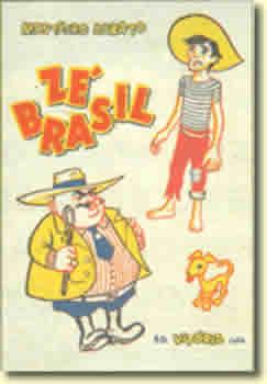 Livro Zé Brasil