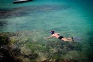 Mergulho em Búzios