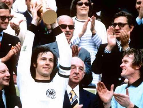 Copas do Mundo -Alemanha - 1974