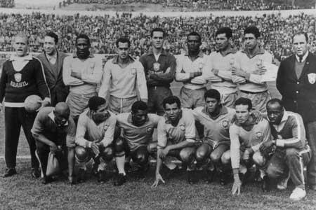 Copas do Mundo -Chile - 1962