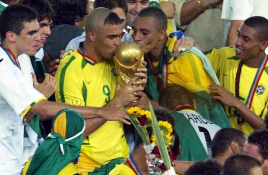Copas do Mundo -Coréia do Sul e Japão - 2002