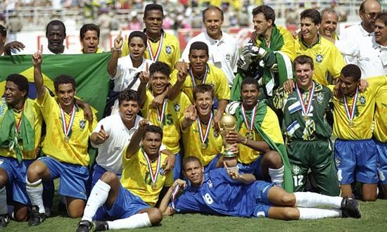 Copas do Mundo -Estados Unidos - 1994