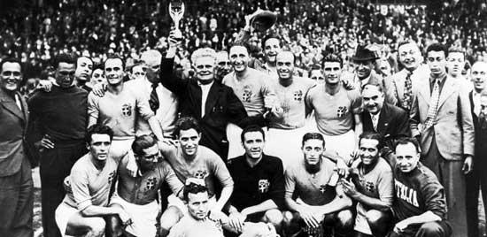 Copas do Mundo -França - 1938