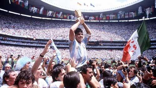 Copas do Mundo -México - 1986