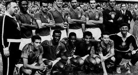 Copas do Mundo -Suécia - 1958