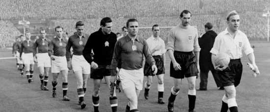 Copas do Mundo -Suíça - 1954