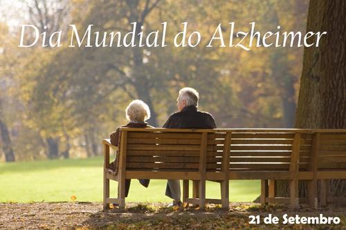 Dia Mundial do Alzheimer
