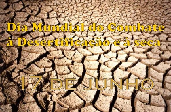 Dia de Combate à Desertificação