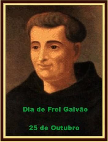 Dia de Frei Galvão