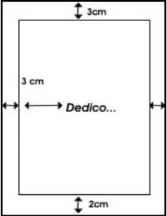 Dedicatória