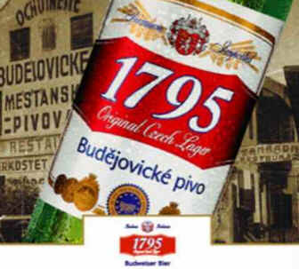 História da Budweiser