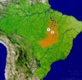 Bacia do Tocantins-Araguaia - Hidrografia do Brasil