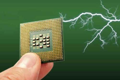 Descarga eletrostática